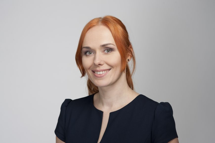 Małgorzata Fibakiewicz Dyrektor Działu Wynajmu Powierzchni Biurowych w BNP Paribas Real Estate Poland