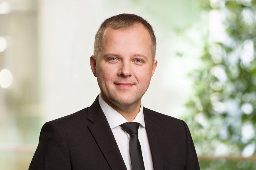 Maciej Kowalski, dyrektor zarządzający w firmie Enefit Polska