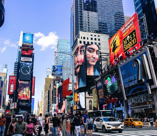 Times Square Nowy Jork USA