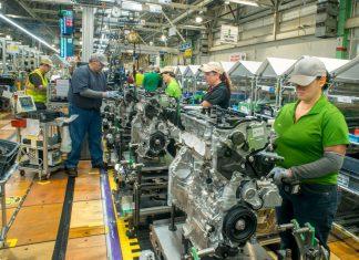 Toyota produkcja napędu hybrydowego (1)