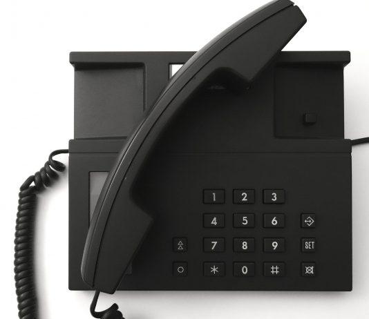 centrala telefoniczna, telefon