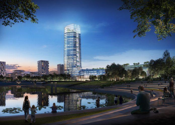 Grupa MOL ogłasza plan budowy nowej siedziby