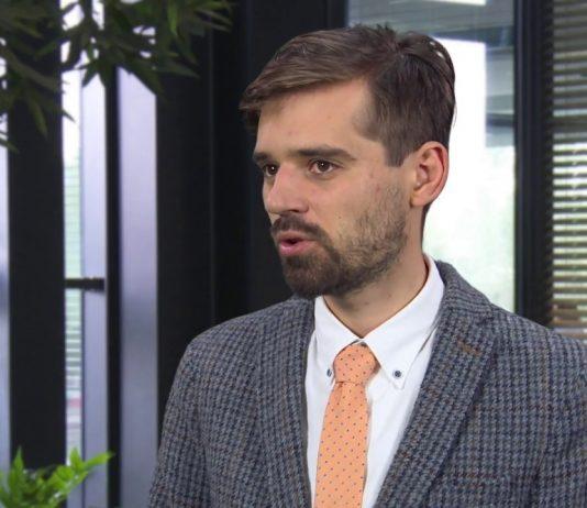 dr Maciej Kawecki, zastępca dyrektora Departamentu Zarządzania Danymi w Ministerstwie Cyfryzacji