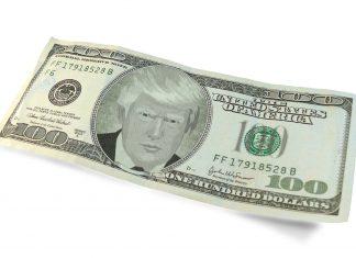 trump dolar