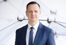 Kamil Zabron prezez Energetycznego Centrum SA