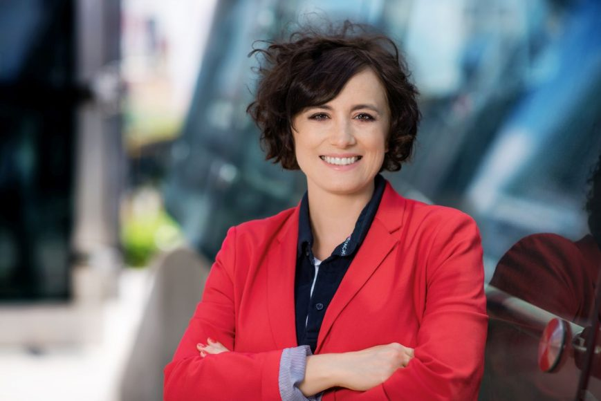Karolina Małagocka, ekspert ds. prywatności w firmie F-Secure