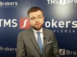 Konrad Białas - Dom Maklerski TMS Brokers S.A.
