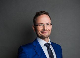 Łukasz Wróbel, wiceprezes WEBCON
