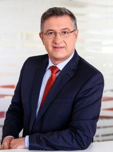 Tomasz Mazurkiewicz, prezes zarządu ING Commercial Finance Polska SA