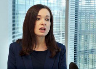 Katarzyna Płusa, ekspert Intrum Justitia.