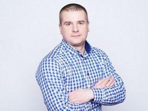 Artur Kobyliński, Ekspert ds. wynagrodzeń w Grupie Pracuj