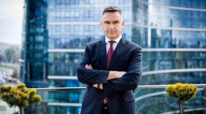 Andrzej Krzemiński, Przewodniczący Komitetu Wykonawczego Związku Polskiego Leasingu