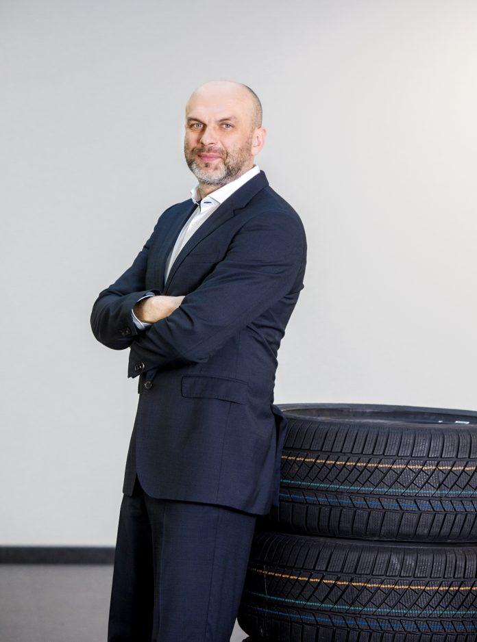 Dariusz Topolewski, Prezes Zarządu OPONEO.PL S.A.