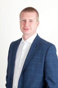 Grzegorz Szenejko, założyciel i właściciel Go Logis