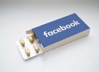 facebook narkotyki uzależnienie