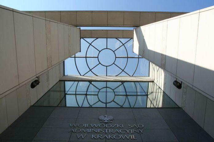 wojewódzki sąd administracyjny w krakowie