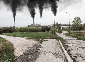 smog fabryka zanieczyszczenia