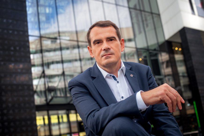 Bogdan Łukasik, Przewodniczący Rady Nadzorczej firmy Modern-Expo