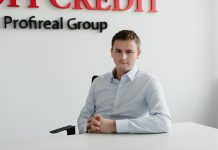 Jarosław Czulak z Profi Credit Polska