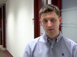 Robert Dąbrowski, szef zespołu inżynierów Fortinet