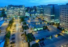 Warszawa biuro korporacja