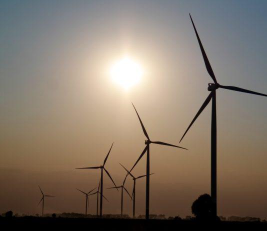farma wiatrowa wiatrak oze