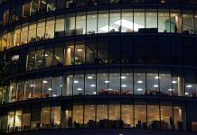 korporacja biuro biurowiec