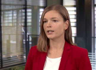 Monika Banyś z biura prasowego firmy Personnel Service