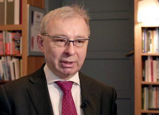 Andrzej Sadowski, prezydent Centrum im. Adama Smitha