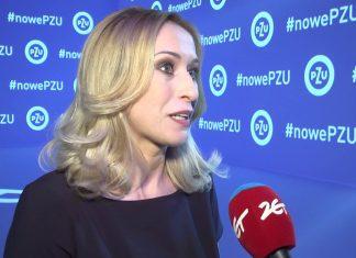Julita Czyżewska, prezes PZU Zdrowie SA