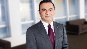 Carlos Ghosn, prezes i dyrektor generalny Renault-Nissan-Mitsubishi