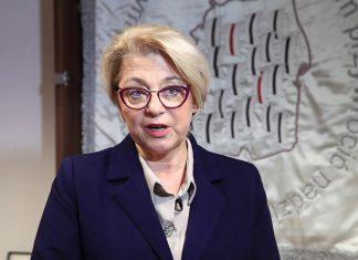 Zofia Małas, prezes Naczelnej Rady Pielęgniarek i Położnych– NRPiP