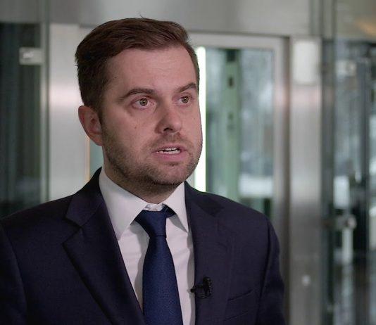 Janusz Władyczak, prezes Korporacji Ubezpieczeń Kredytów Eksportowych