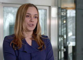 Katarzyna Kowalska, wiceprezes Korporacji Ubezpieczeń Kredytów Eksportowych