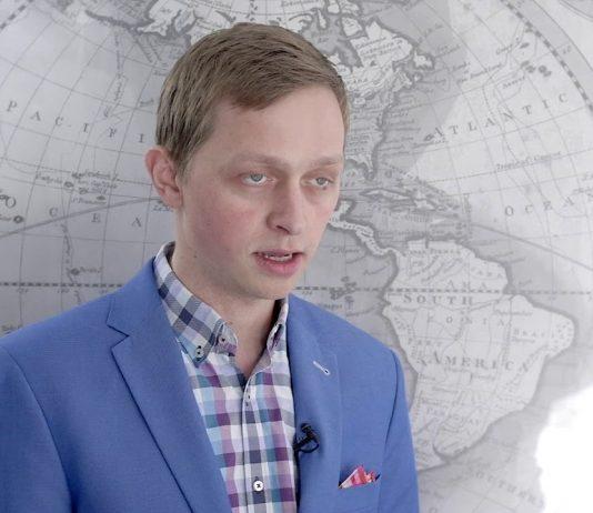 Szczepan Bentyn, prezes Pracowni Nowych Technologii