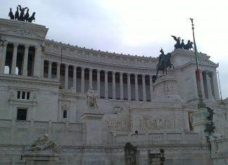 parlament Włochy Rzym polityka