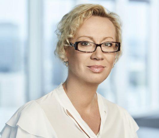Katarzyna Sułkowska, wiceprezes Zarządu Alior Banku p.o. prezesa
