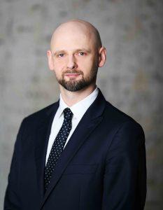 Krzysztof Polończyk, prezes zarządu First Data Polska