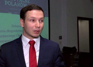 dr Aleksander Łaszek, główny ekonomista FOR