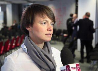 Katarzyna Kaczkowska, zastępca dyrektora Departamentu Programów Wsparcia Innowacji i Rozwoju