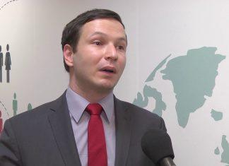dr Aleksander Łaszek, główny ekonomista Forum Obywatelskiego Rozwoju (FOR)
