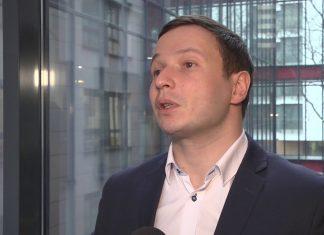 Aleksander Łaszek, główny ekonomista FOR