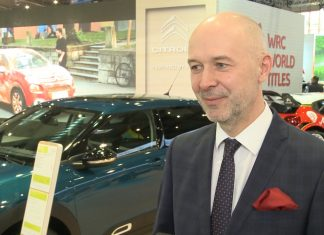 Citroën chce w tym roku sprzedać w Polsce 17,5 tys. aut. Mają mu w tym pomóc tegoroczne premiery