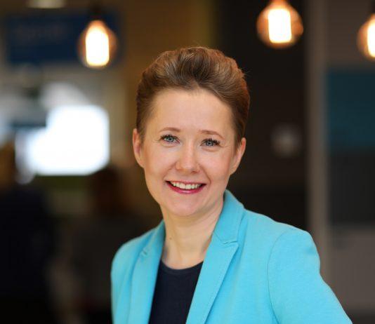 Sylwia Pędzińska, senior partner, dyrektor Działu Workplace Innovation w Colliers International