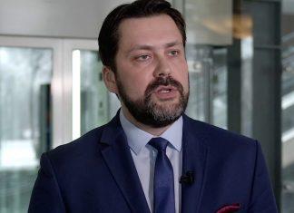 Konrad Klimek, prezes korporacji Ubezpieczeń Kredytów Eksportowych