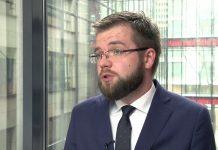 Konrad Białas, główny ekonomista DM TMS