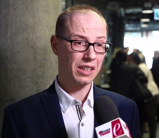 Marek Ulman z Departamentu Wsparcia Instutucji Otoczenia Biznesu w Polskiej Agencji Rozwoju Przedsiębiorczości
