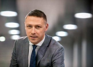 Klaudiusz Sytek, prezes zarządu Grupy AFORTI
