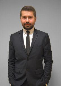 `Łukasz Czech, specjalista ds. analiz agro Banku BGŻ BNP Paribas S.A.