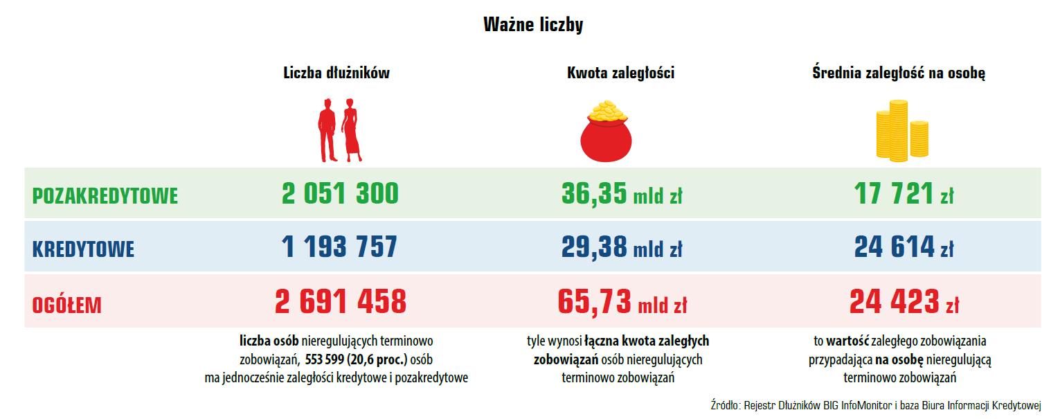 Indeks Zaległych Płatności Polaków 2